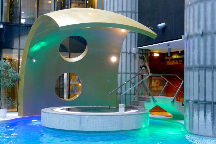 Aqua Spa Tallink Hotels