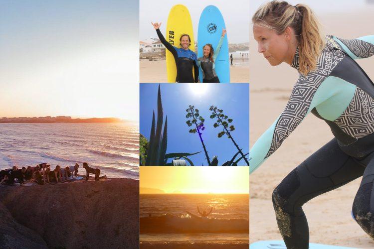 lär dig surfa i baleal