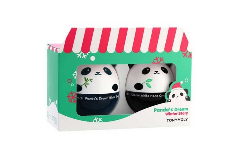 tonymoly panda's dream winter story