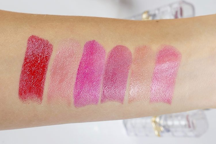 color riChe shine swatch