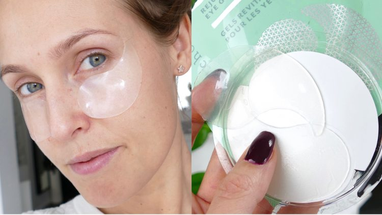 flashpatCh rejuvenaTing eye gels patcholoGy