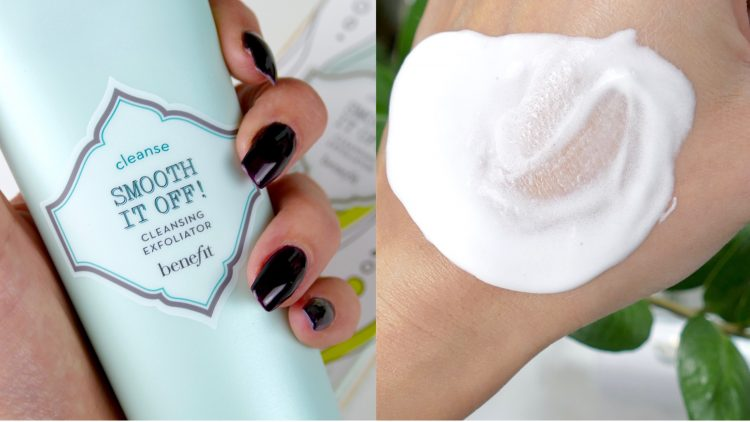 Smooth it off 2-in-1 Cleansing Exfoliator