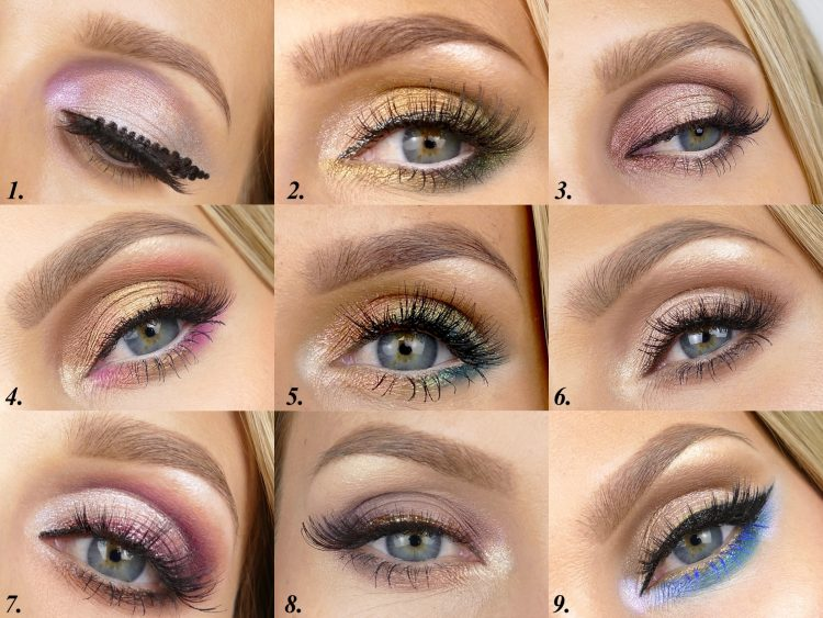Makeupinspiration Januari - Februari 2018