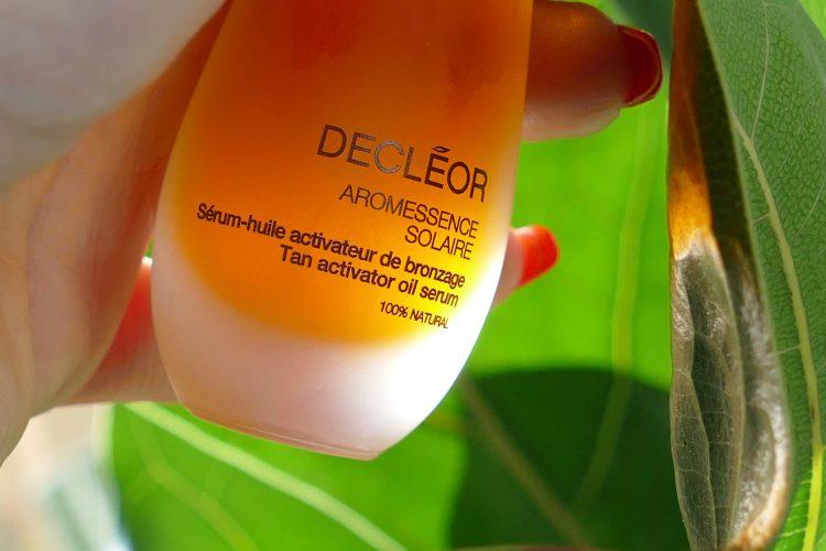 Aromessence solaire tan activator serum