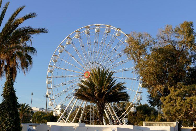 pariserhjul i marocko