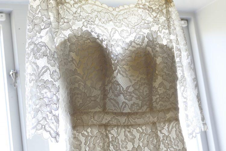 bröllopsklänning by malina