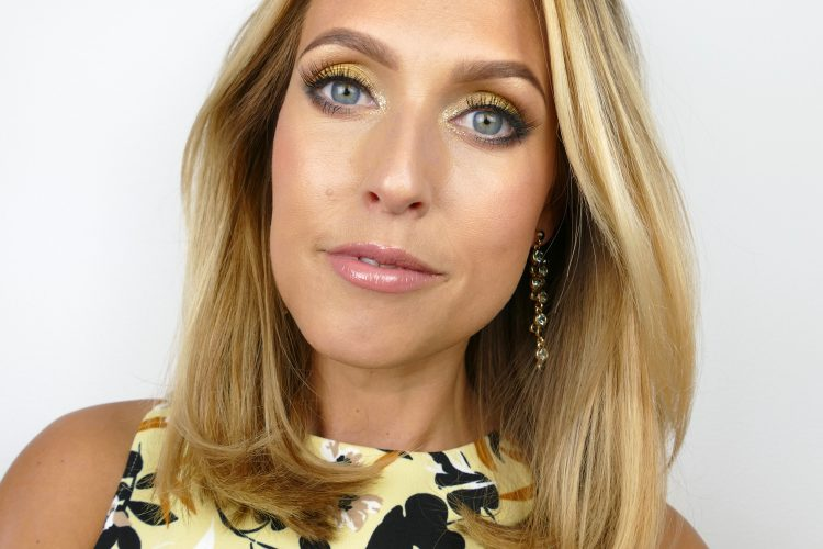 makeup i gult