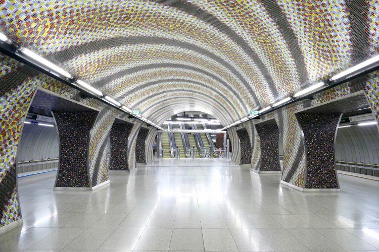 SzentGellért station