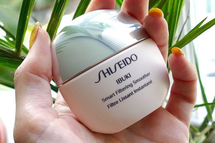 Ibuki Smart Filtering smoother| Shiseido