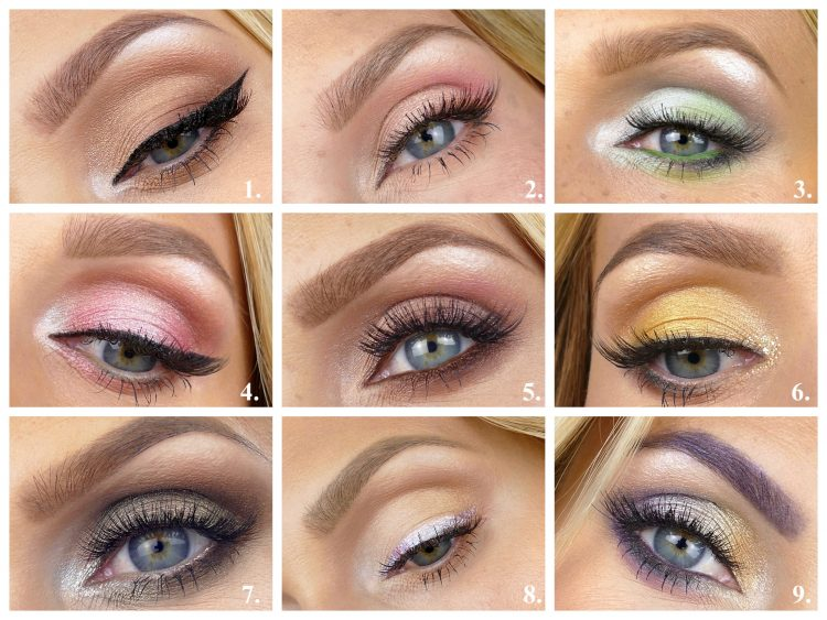 Makeupinspiration Maj - Juni 2018