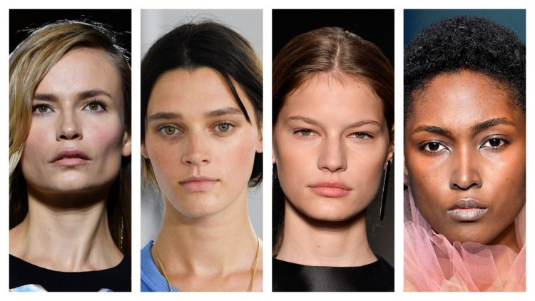 Neutral makeup bas
