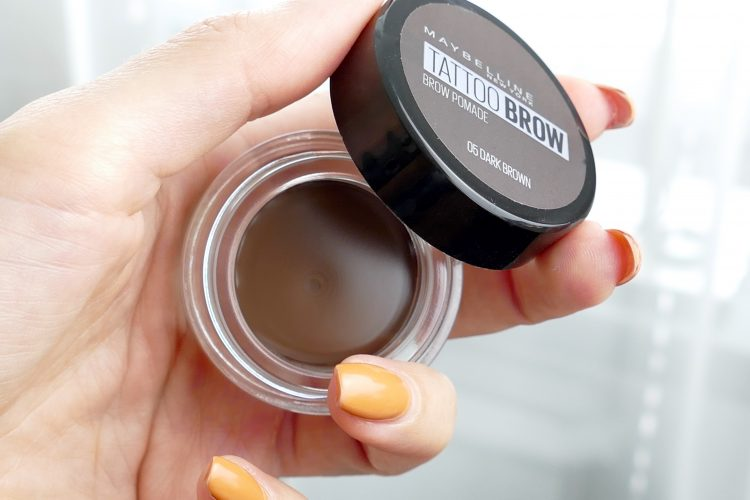 brow pomade maybelline