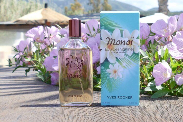 Monoï de Tahiti parfym