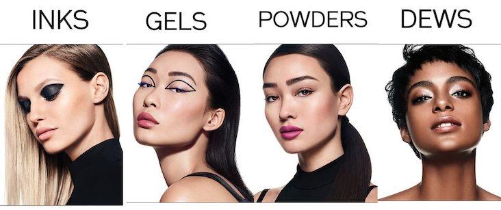 shiseido texturer