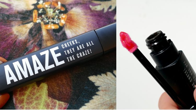 Amaze lip and cheek gloss