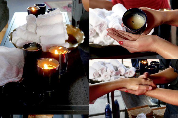 massageljus rituals