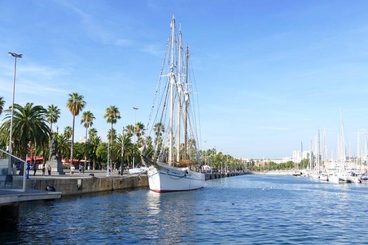hamn barcelona