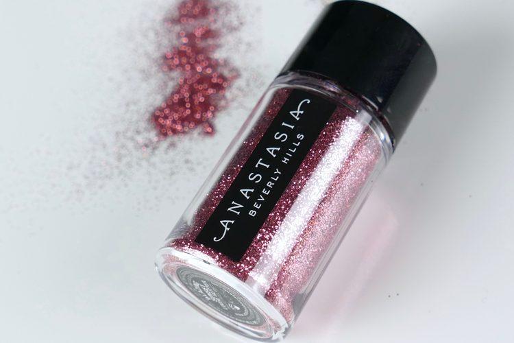 rosa glitter