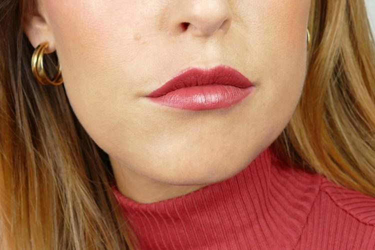 Velvet Lip Cream Raspberry