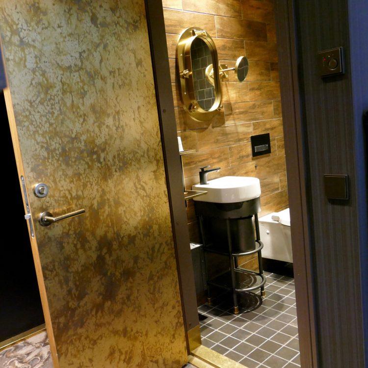 badrum inredning hotell