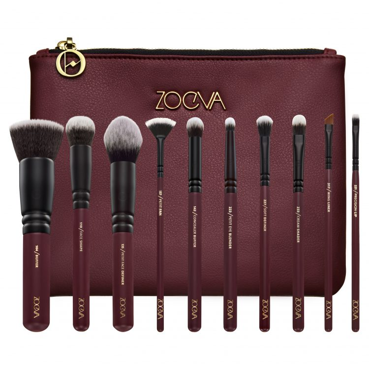 Opulence Vegan Brush Set Zoeva