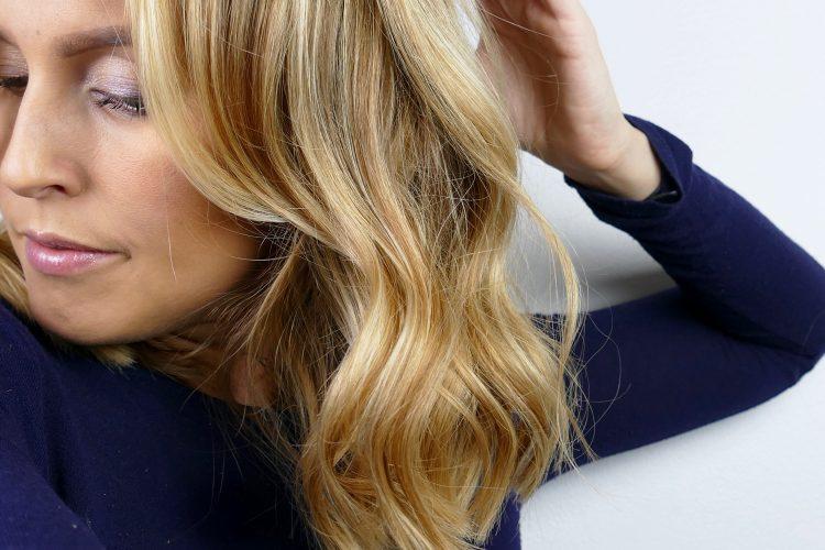 lockigt hår