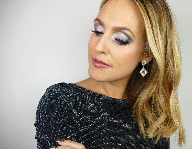 snygg nyårs makeup