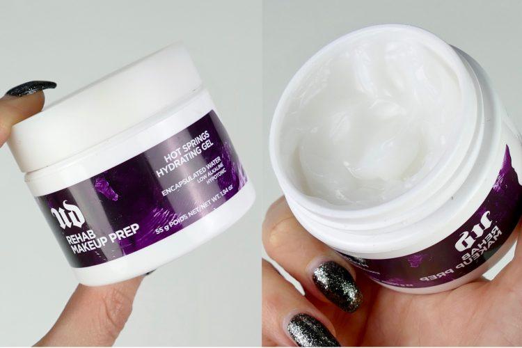 Rehab Makeup Prep Hot Springs Hydrating Gel