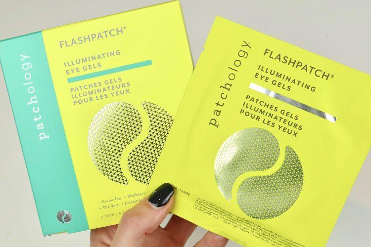 illuminating eye gels