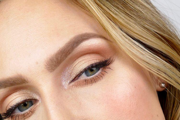 snygg ögonbrynsform