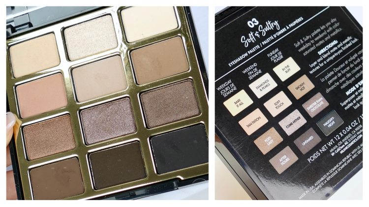 Eye Palette Soft & Sultry