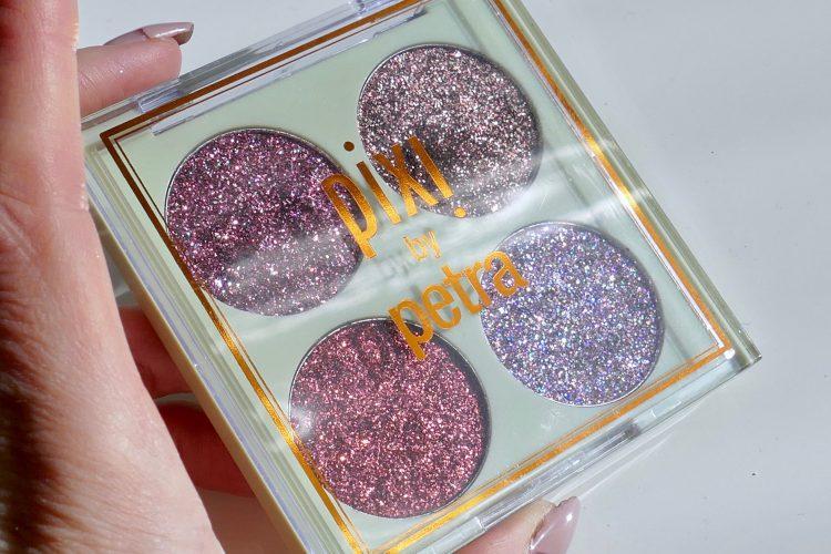 Glitter-y Eye quad pixi