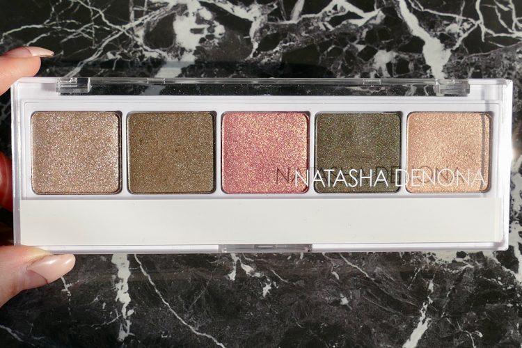Natasha Denona palette 8