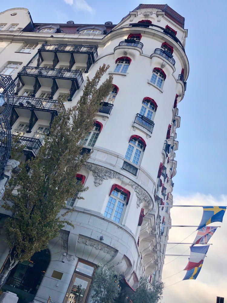 hotell diplomat sthlm