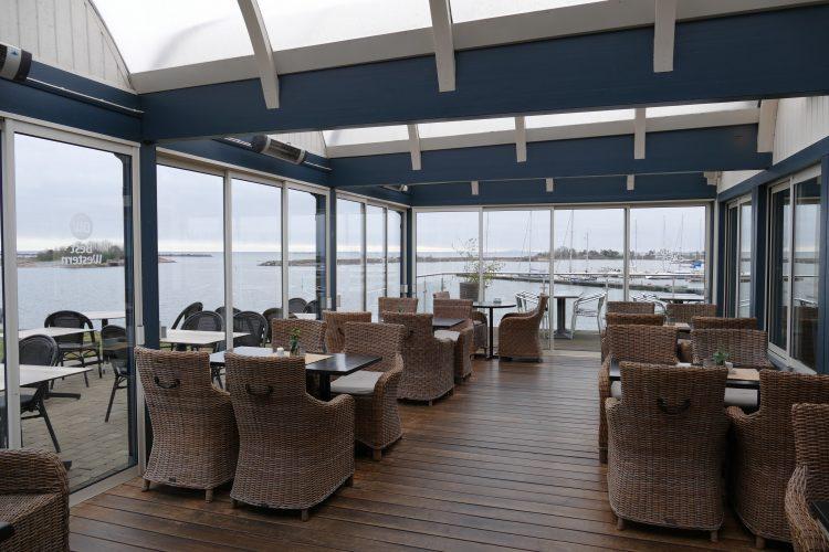 restaurang hotell corallen
