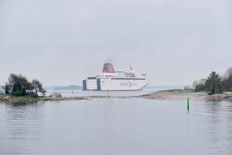 gotlandsbåten oskarshamn