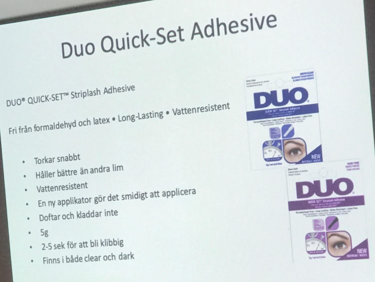 duo quick set adhesive