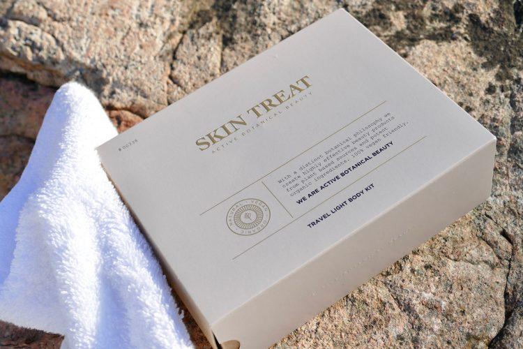 Test Kroppsvårdsmärket Skin treat