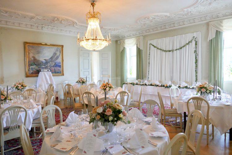 haga slott bröllop