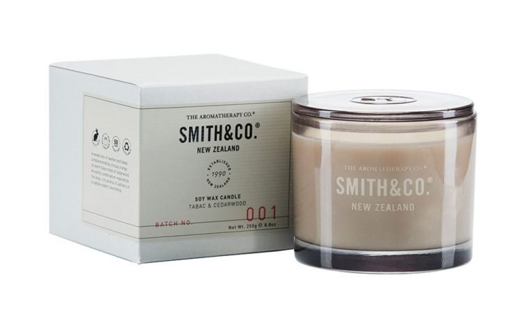 SMITH & CO Tabac & Cedarwood