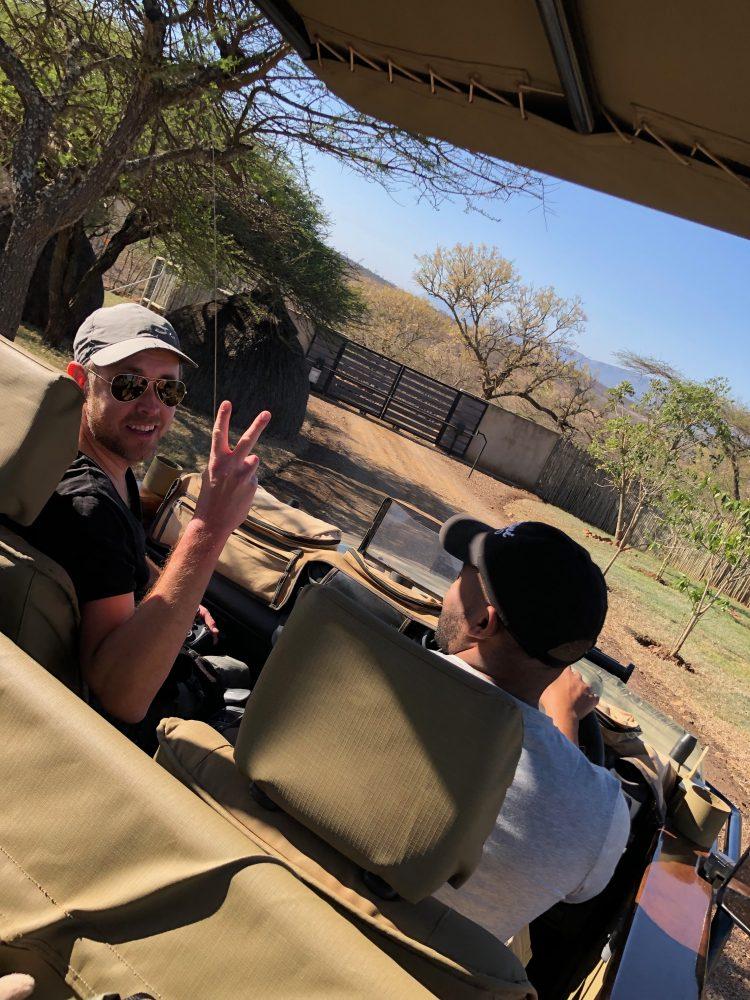 daniel ohlsson Sydafrika