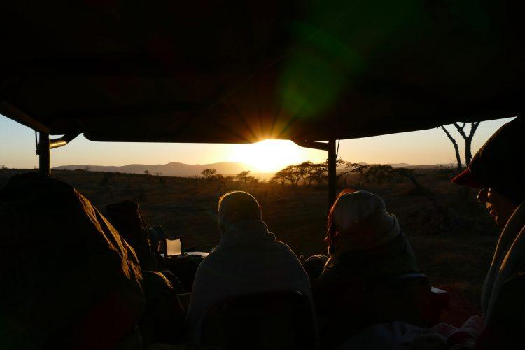 safari soluppgång