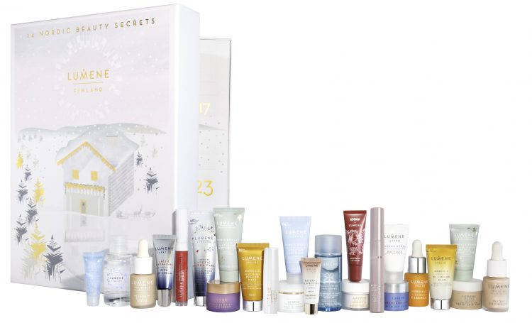 Beauty Adventskalender 2019 Lumene