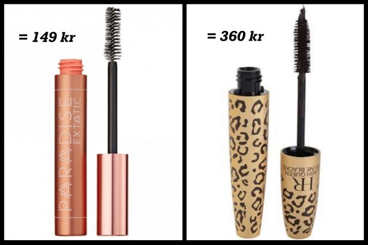 budget lyx mascara