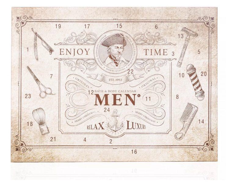 julkalender för män