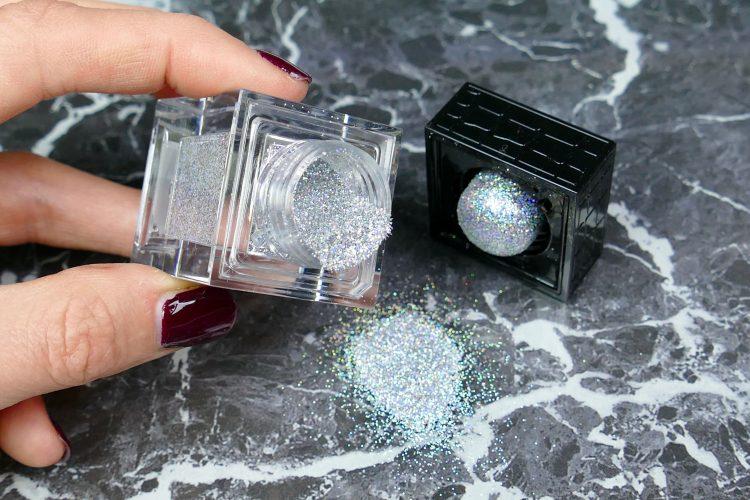 glitter hologram