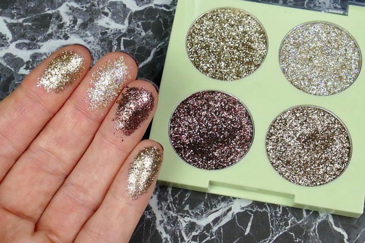 bra glitterprodukter nyår