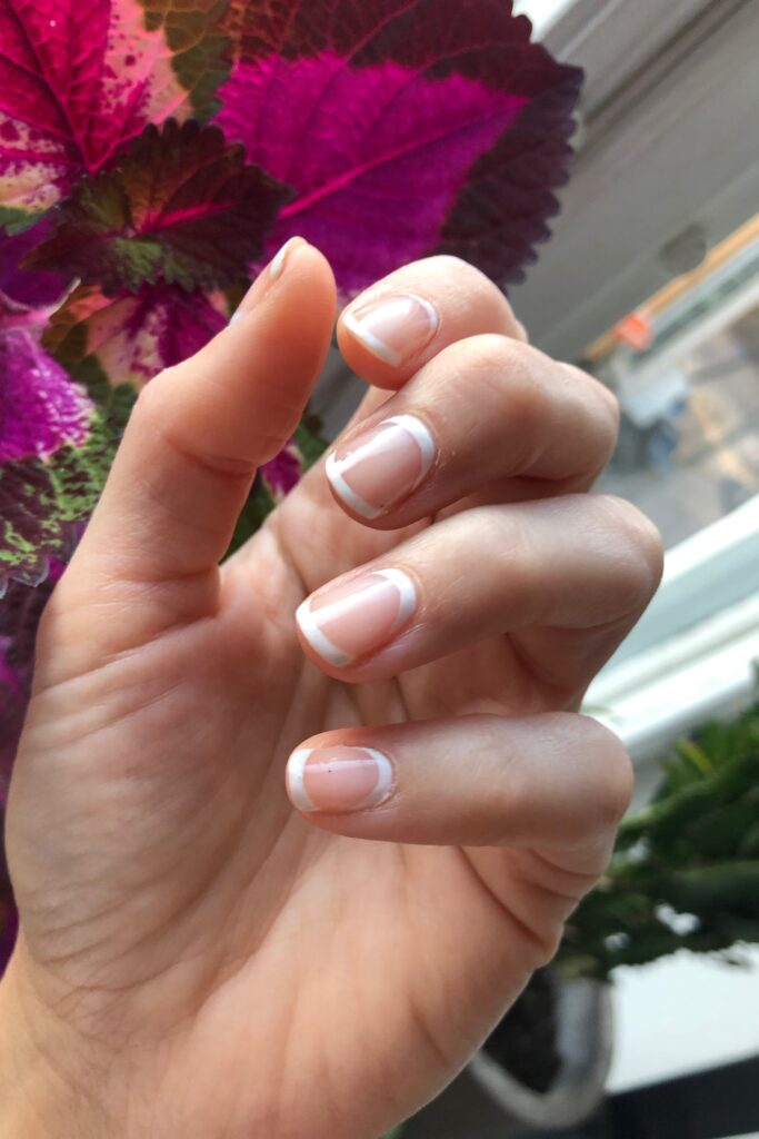 Manikyr ss20 trend naglar