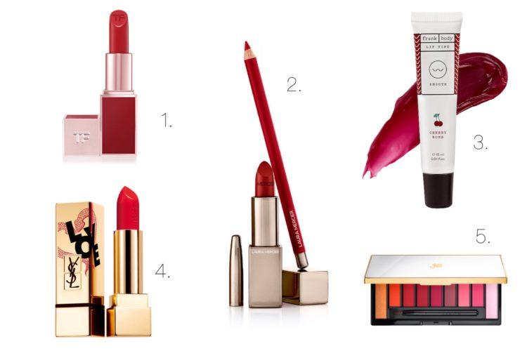 vherry lipstick våren 2020