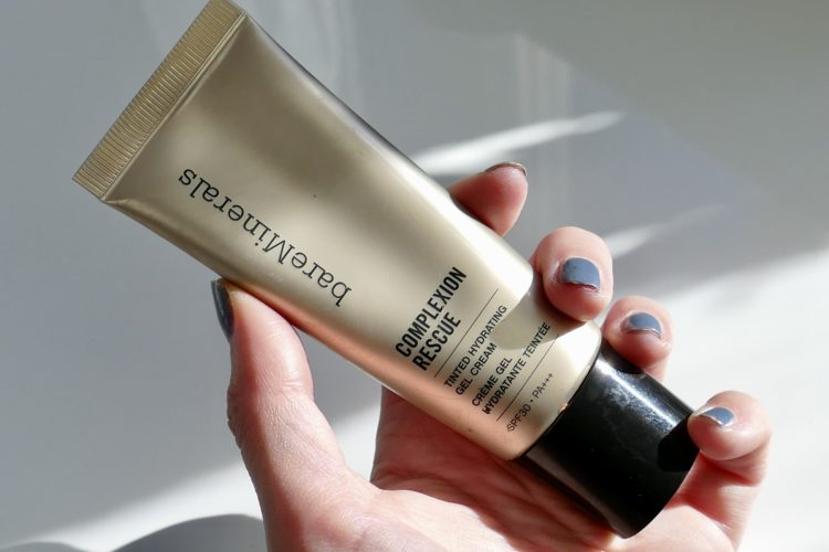 Complexion Rescue Tinted Hydrating Gel Cream bareMinerals